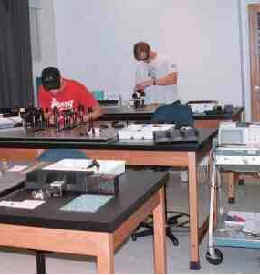 Optics Lab